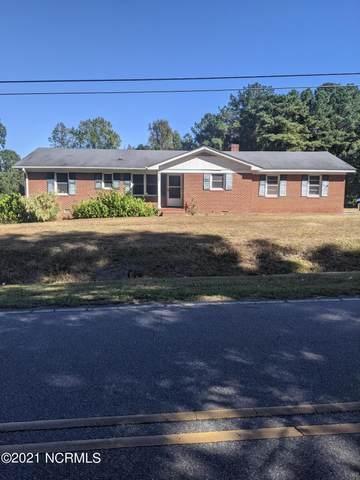 203 Camellia Street, Kinston, NC 28504 (MLS #100295580) :: David Cummings Real Estate Team