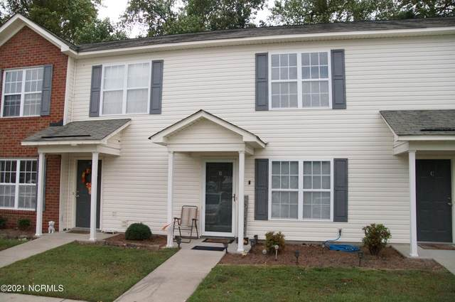 4182 Dudleys Grant Drive B, Winterville, NC 28590 (MLS #100295582) :: David Cummings Real Estate Team