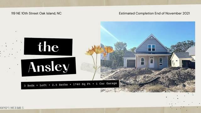 119 NE 10th Street, Oak Island, NC 28465 (#100295587) :: Rachel Kendall Team