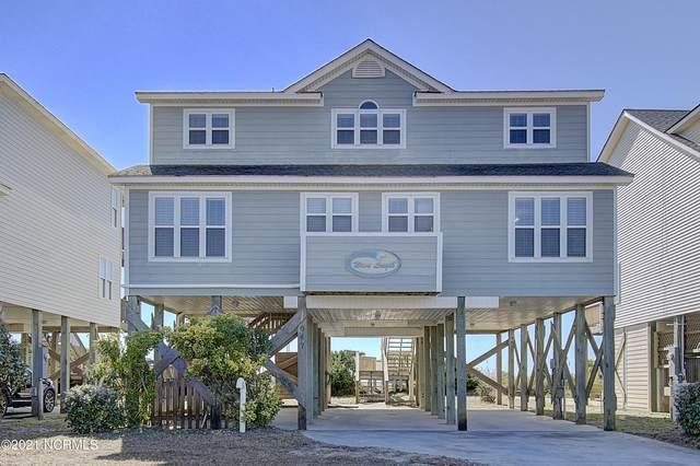647 Ocean Boulevard W, Holden Beach, NC 28462 (MLS #100295592) :: Barefoot-Chandler & Associates LLC