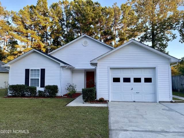 1024 Spring Villa Drive, Jacksonville, NC 28540 (MLS #100295607) :: Lynda Haraway Group Real Estate