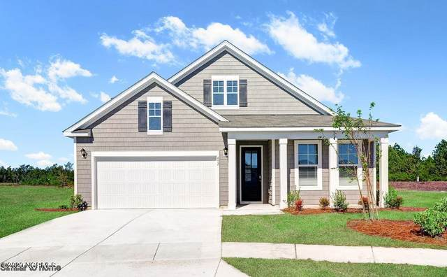 1236 Hidden Creek Drive NE Lot 52, Leland, NC 28451 (MLS #100295612) :: Vance Young and Associates