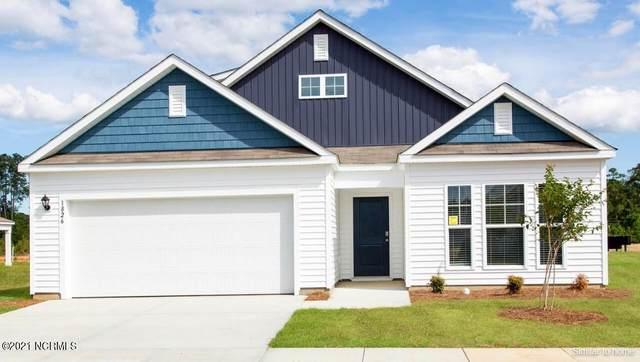 1240 Hidden Creek Drive NE Lot 53, Leland, NC 28451 (MLS #100295617) :: Vance Young and Associates