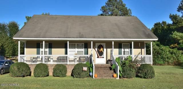 4013 Taylor's Store Road, Nashville, NC 27856 (MLS #100295618) :: Donna & Team New Bern
