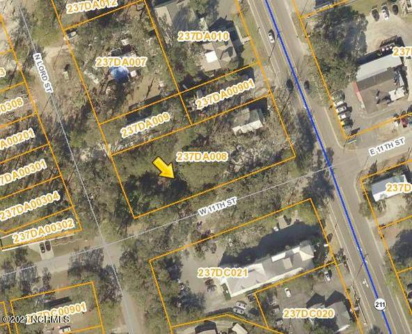 1105 N Howe Street, Southport, NC 28461 (MLS #100295627) :: The Cheek Team