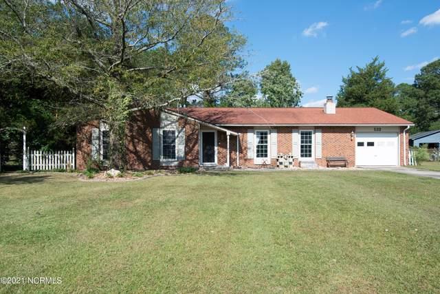 522 E Springhill Terrace, Jacksonville, NC 28546 (MLS #100295628) :: Berkshire Hathaway HomeServices Hometown, REALTORS®