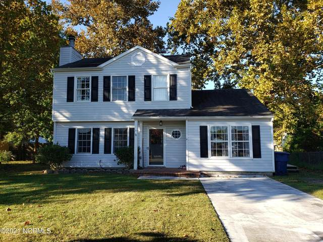 605 Timber Court, Havelock, NC 28532 (MLS #100295637) :: Donna & Team New Bern