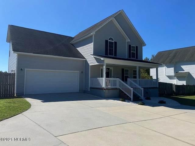 244 Petersburg Road, Richlands, NC 28574 (MLS #100295640) :: Thirty 4 North Properties Group