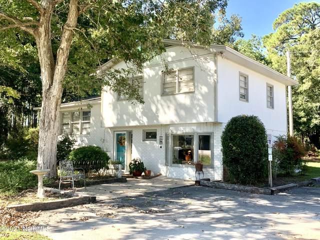 415 W B Mclean Drive, Cape Carteret, NC 28584 (MLS #100295674) :: Courtney Carter Homes