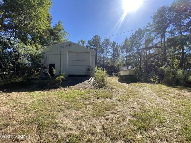 3 Institute Road, Kinston, NC 28504 (MLS #100295678) :: Lynda Haraway Group Real Estate