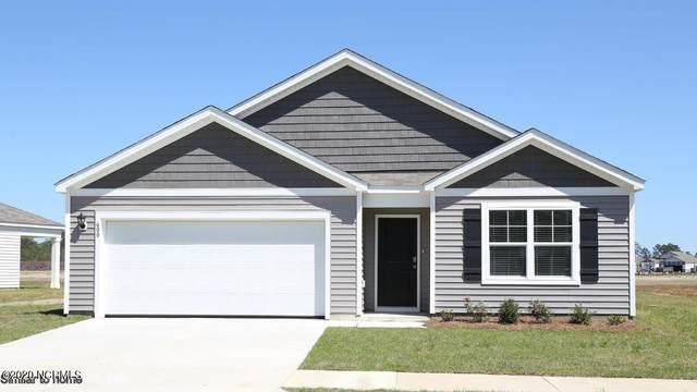 1244 Hidden Creek Drive NE Lot 54, Leland, NC 28451 (MLS #100295687) :: Vance Young and Associates