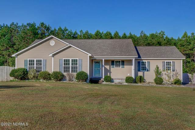 178 Fire Tower Road, Richlands, NC 28574 (MLS #100295692) :: Courtney Carter Homes