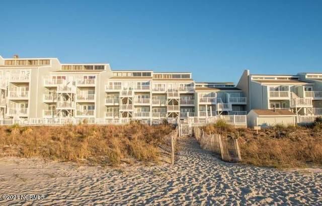 16 E First Street #301, Ocean Isle Beach, NC 28469 (MLS #100295730) :: David Cummings Real Estate Team