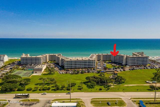 1505 Salter Path Road #442, Indian Beach, NC 28512 (MLS #100295735) :: Great Moves Realty