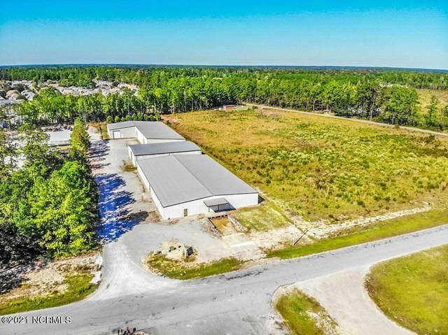 220 Koolabrew Drive NW, Calabash, NC 28467 (MLS #100295740) :: The Tingen Team- Berkshire Hathaway HomeServices Prime Properties