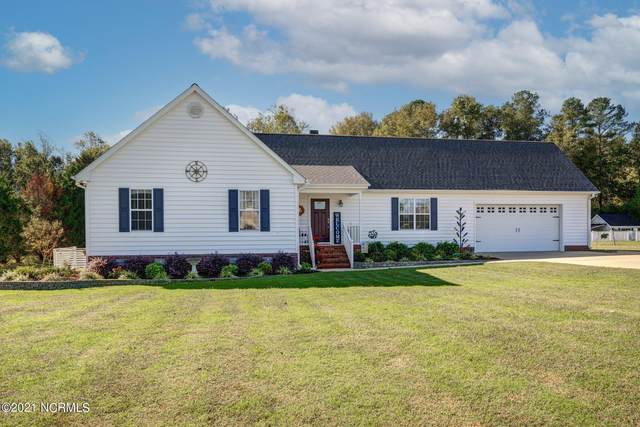 2409 Bunnie Drive, Elm City, NC 27822 (MLS #100295744) :: Great Moves Realty