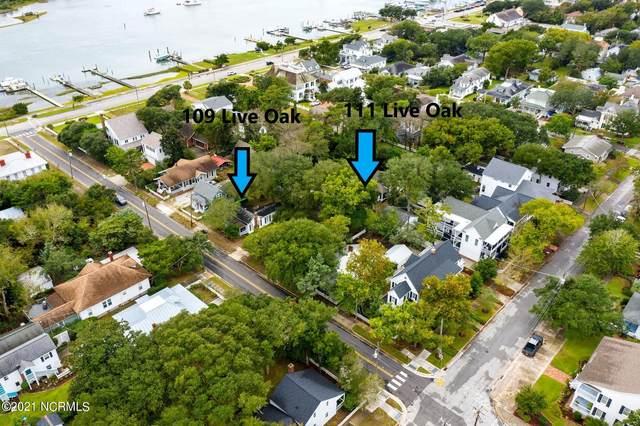 109 Live Oak Street, Beaufort, NC 28516 (MLS #100295783) :: RE/MAX Essential