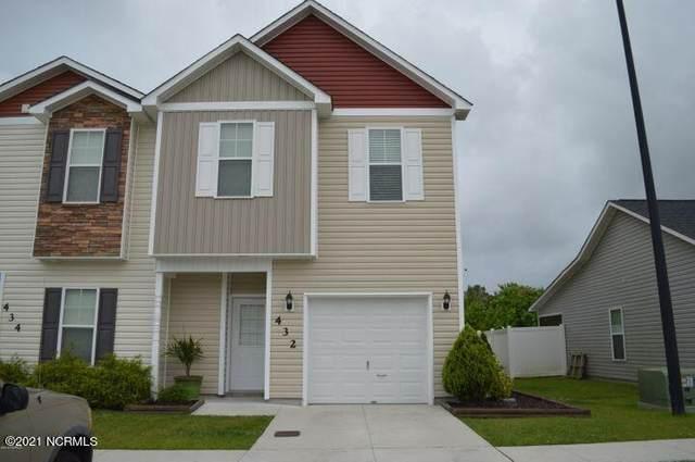 432 Caldwell Loop, Jacksonville, NC 28546 (MLS #100295788) :: Coldwell Banker Sea Coast Advantage