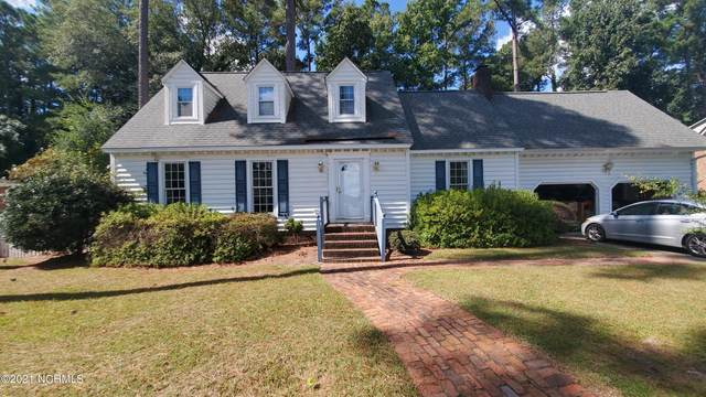 400 Queen Annes Road, Greenville, NC 27858 (MLS #100295800) :: Great Moves Realty