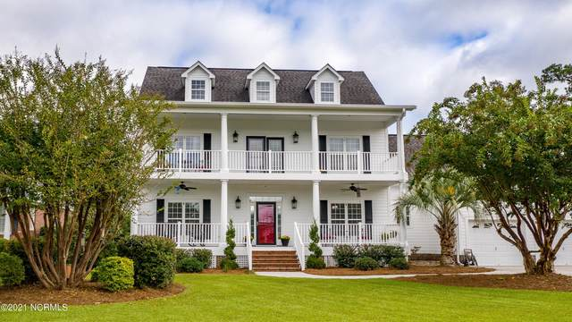 113 Phillips Landing Drive, Morehead City, NC 28557 (MLS #100295803) :: Great Moves Realty