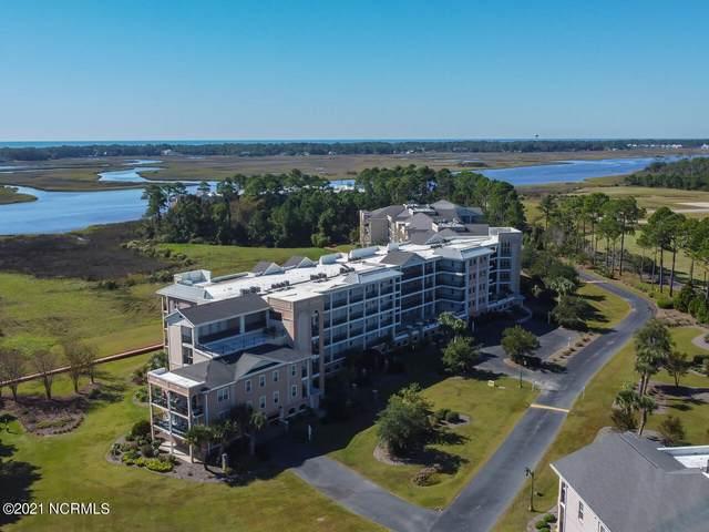 3100 Marsh Grove Lane Unit 3114, Southport, NC 28461 (MLS #100295816) :: Berkshire Hathaway HomeServices Hometown, REALTORS®