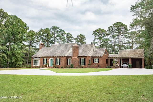 2051 Portertown Road, Greenville, NC 27858 (MLS #100295830) :: The Oceanaire Realty