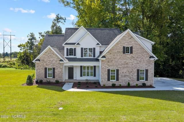 521 Alton Village Drive, Greenville, NC 27858 (MLS #100295833) :: Donna & Team New Bern