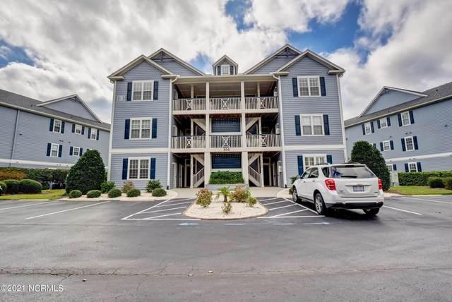 2555 St James Drive SE Unit 302, Southport, NC 28461 (MLS #100295856) :: Shapiro Real Estate Group