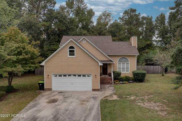 607 Trace Drive, Wilmington, NC 28411 (MLS #100295857) :: The Oceanaire Realty
