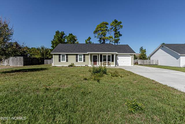 307 Crown Point Road, Hubert, NC 28539 (MLS #100295866) :: Great Moves Realty