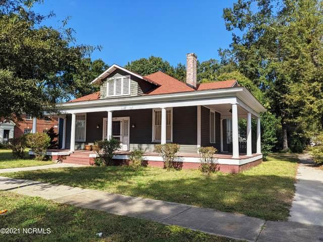109 Bragg Street NE, Wilson, NC 27893 (MLS #100295875) :: RE/MAX Elite Realty Group