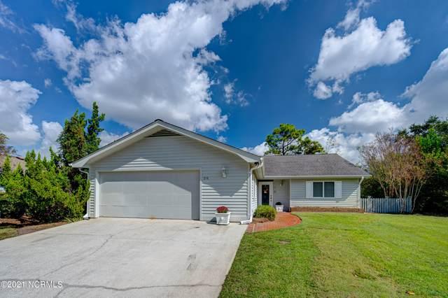 211 Birdie Lane, Wilmington, NC 28405 (MLS #100295886) :: The Oceanaire Realty