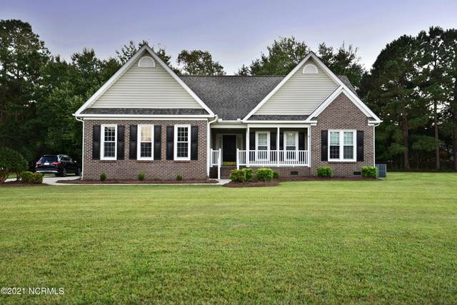 2306 Sir Morris Court, Greenville, NC 27858 (MLS #100295893) :: The Oceanaire Realty