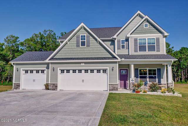 511 Saratoga Road, Sneads Ferry, NC 28460 (MLS #100295898) :: Berkshire Hathaway HomeServices Prime Properties