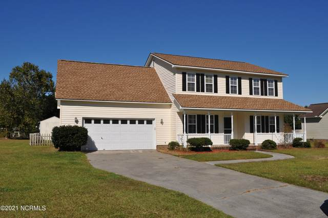 104 White Doe Court, Newport, NC 28570 (MLS #100295899) :: Great Moves Realty