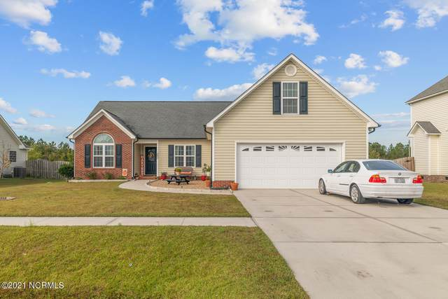 257 Silver Hills Drive, Jacksonville, NC 28546 (MLS #100295900) :: Great Moves Realty