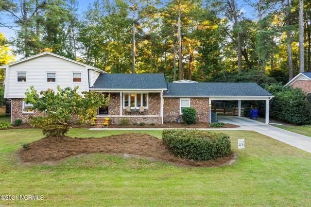 206 Greenwood Drive, Greenville, NC 27834 (MLS #100295924) :: Donna & Team New Bern