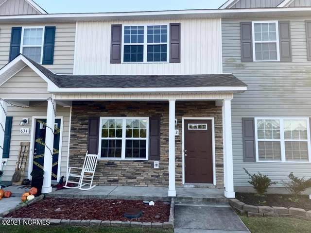632 Ebb Tide Lane, Sneads Ferry, NC 28460 (MLS #100295927) :: Great Moves Realty