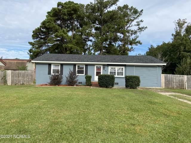 114 Shamrock Drive, Jacksonville, NC 28540 (MLS #100295959) :: The Cheek Team