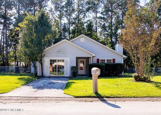 1167 Shroyer Circle, Jacksonville, NC 28540 (MLS #100295974) :: The Cheek Team