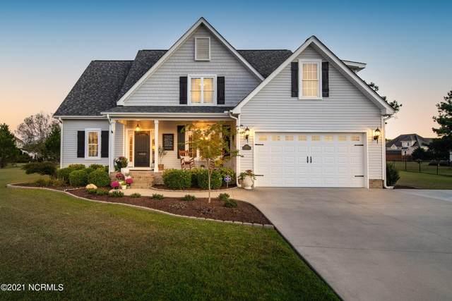 2312 Flagstaff Court, Greenville, NC 27858 (MLS #100295982) :: Berkshire Hathaway HomeServices Hometown, REALTORS®