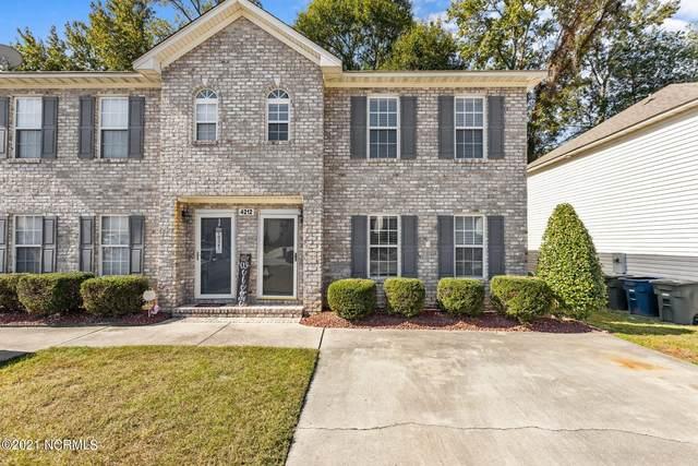 4212 Brook Creek Lane B, Greenville, NC 27834 (MLS #100295990) :: Berkshire Hathaway HomeServices Hometown, REALTORS®