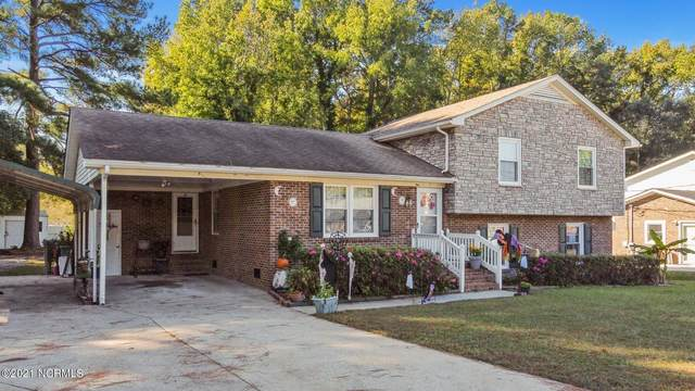 1311 Parkside Drive NW, Wilson, NC 27896 (MLS #100296004) :: RE/MAX Elite Realty Group