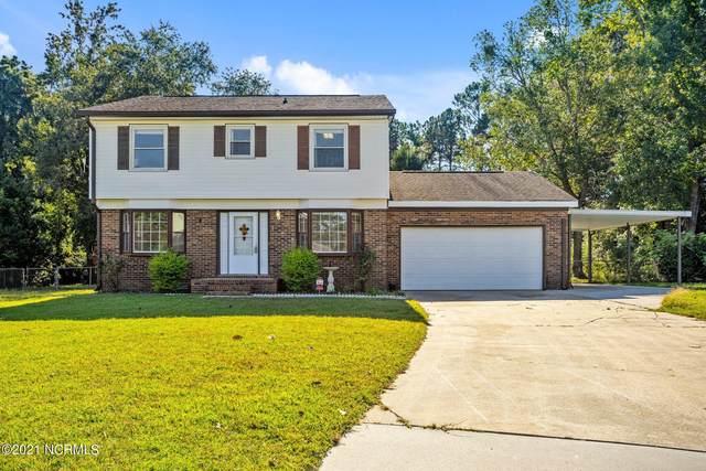 105 Oakwood Court, Jacksonville, NC 28546 (#100296016) :: The Tammy Register Team