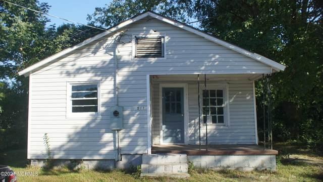 511 N Vyne Street, Rocky Mount, NC 27804 (MLS #100296037) :: Berkshire Hathaway HomeServices Hometown, REALTORS®