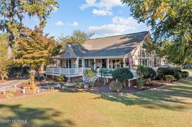 100 Goose Creek Drive, Washington, NC 27889 (MLS #100296041) :: The Tingen Team- Berkshire Hathaway HomeServices Prime Properties