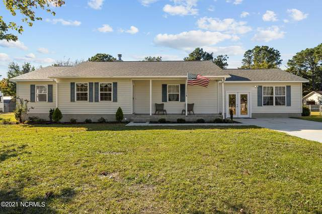 707 Old Deer Trail, Newport, NC 28570 (MLS #100296044) :: Great Moves Realty