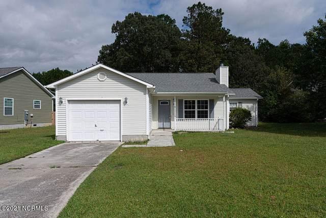 346 Palamino Trail, Jacksonville, NC 28546 (MLS #100296045) :: RE/MAX Elite Realty Group