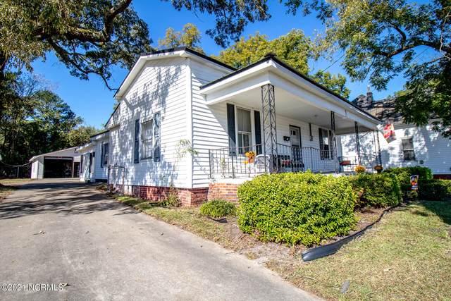 1006 Branch Street, Rocky Mount, NC 27801 (MLS #100296046) :: Berkshire Hathaway HomeServices Hometown, REALTORS®