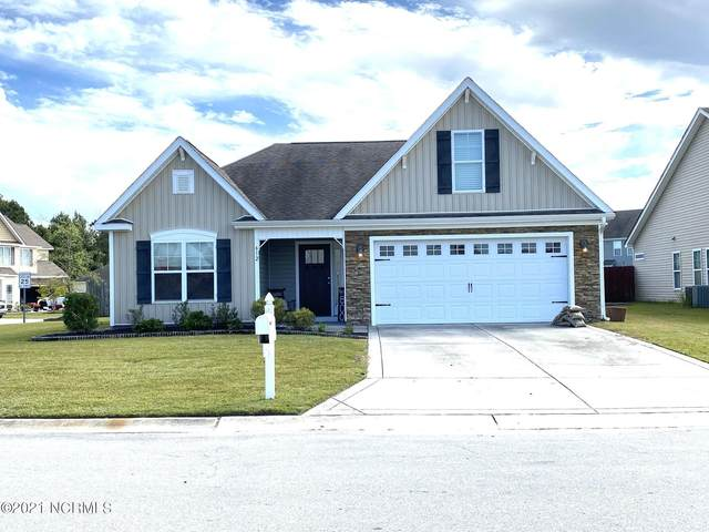 612 Arabella Drive, Jacksonville, NC 28546 (MLS #100296059) :: Shapiro Real Estate Group